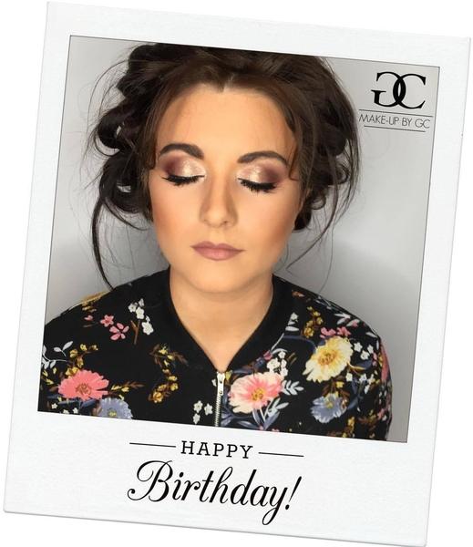 MakeUp by GC €300