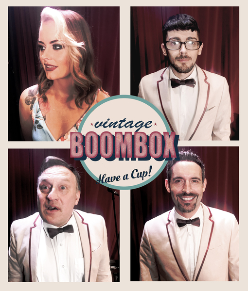 Vintage Boombox €2,750