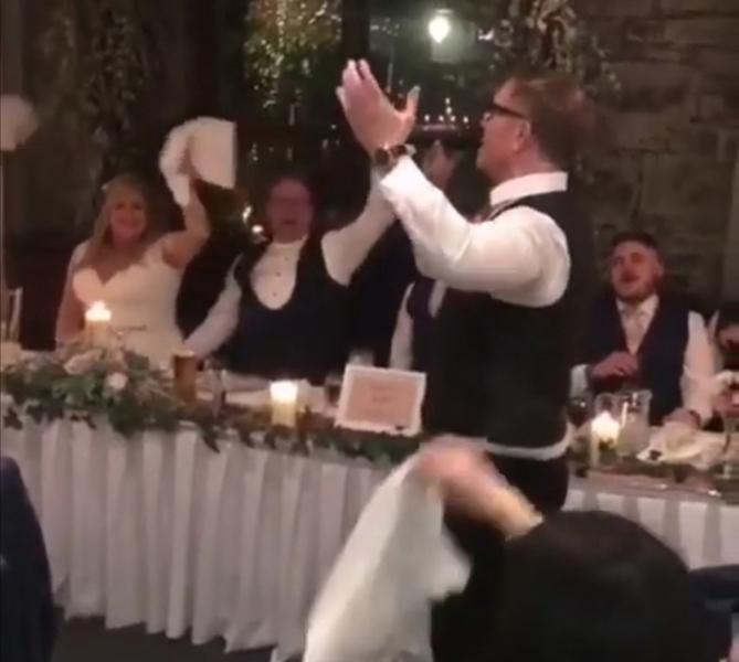 The Swinging Waiters €1,295