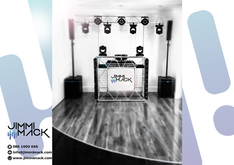 Jimmi Mack Professional Wedding DJ €349