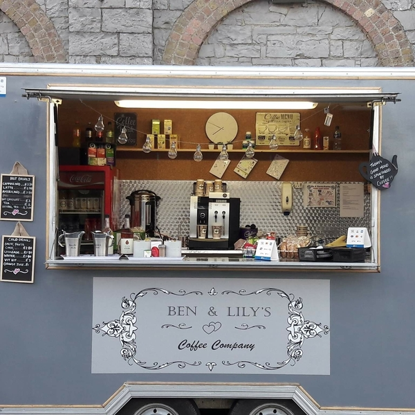 Ben & Lily's Coffee Company €300