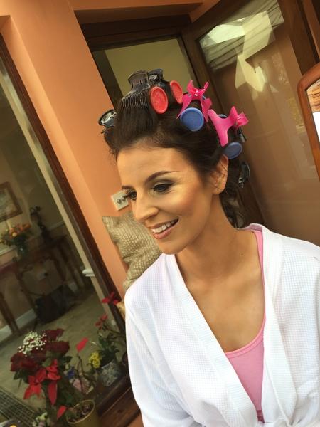 Keira Smyth Hair and Make Up €200