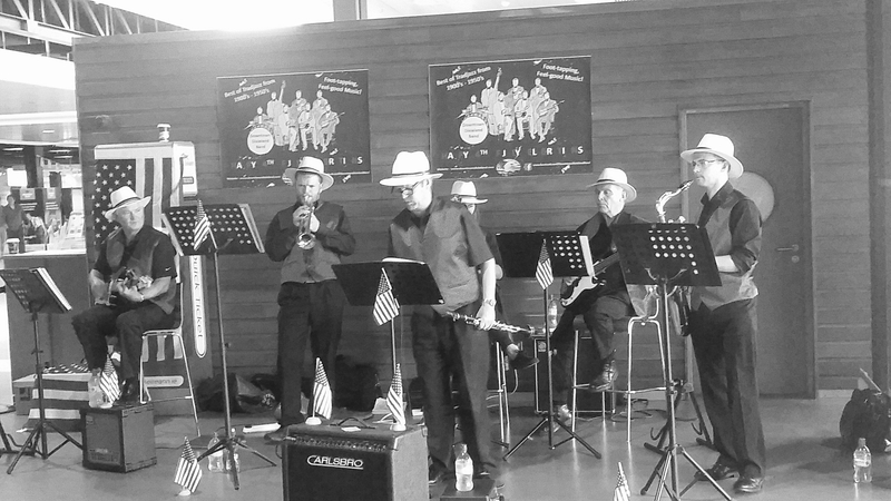 Downtown Dixieland Jazz Band €1,000