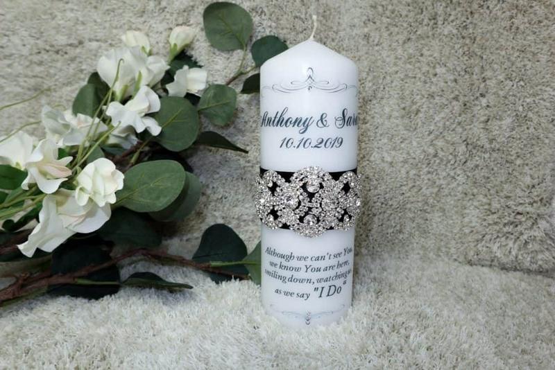 Customized Candle €30