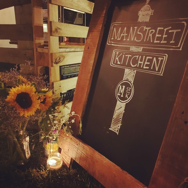 Man Street Kitchen €850