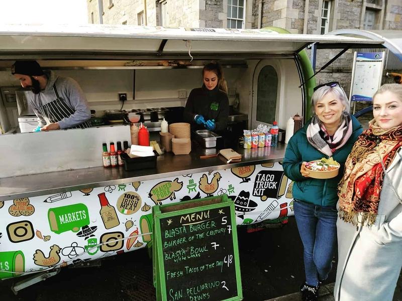 Blasta Street Kitchen €1,000
