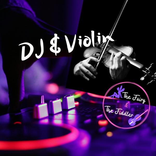 DJ & Violin €700