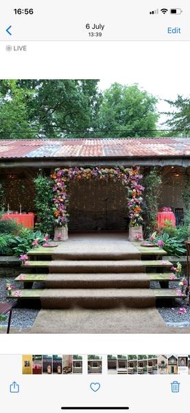 Wedding Flowers By Josephine €250