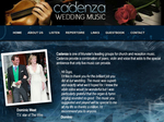 Cadenza Wedding Music €250